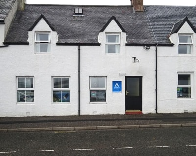 Where to stay on the NC500 - Ullapool Youth Hostel