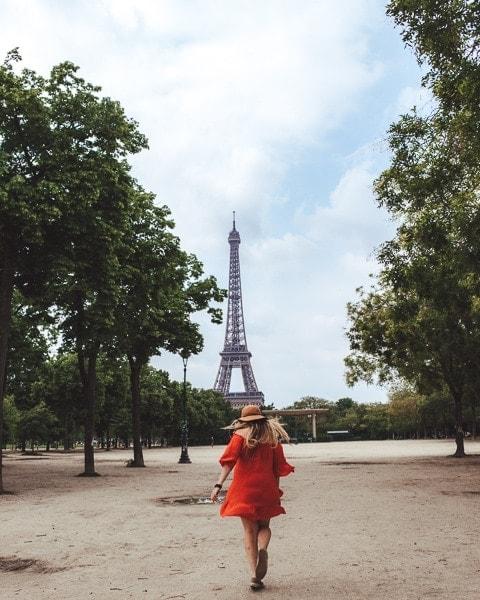 3 Day Budget Guide Paris: Best Instagram Spots Eiffel Tower