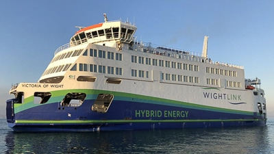 How to get to the Isle of Wight - Wight Link