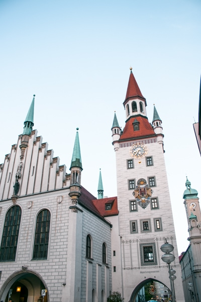 Best Things to do in Munich Weekend Guide - Old Town Hall