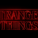 stranger things title logo