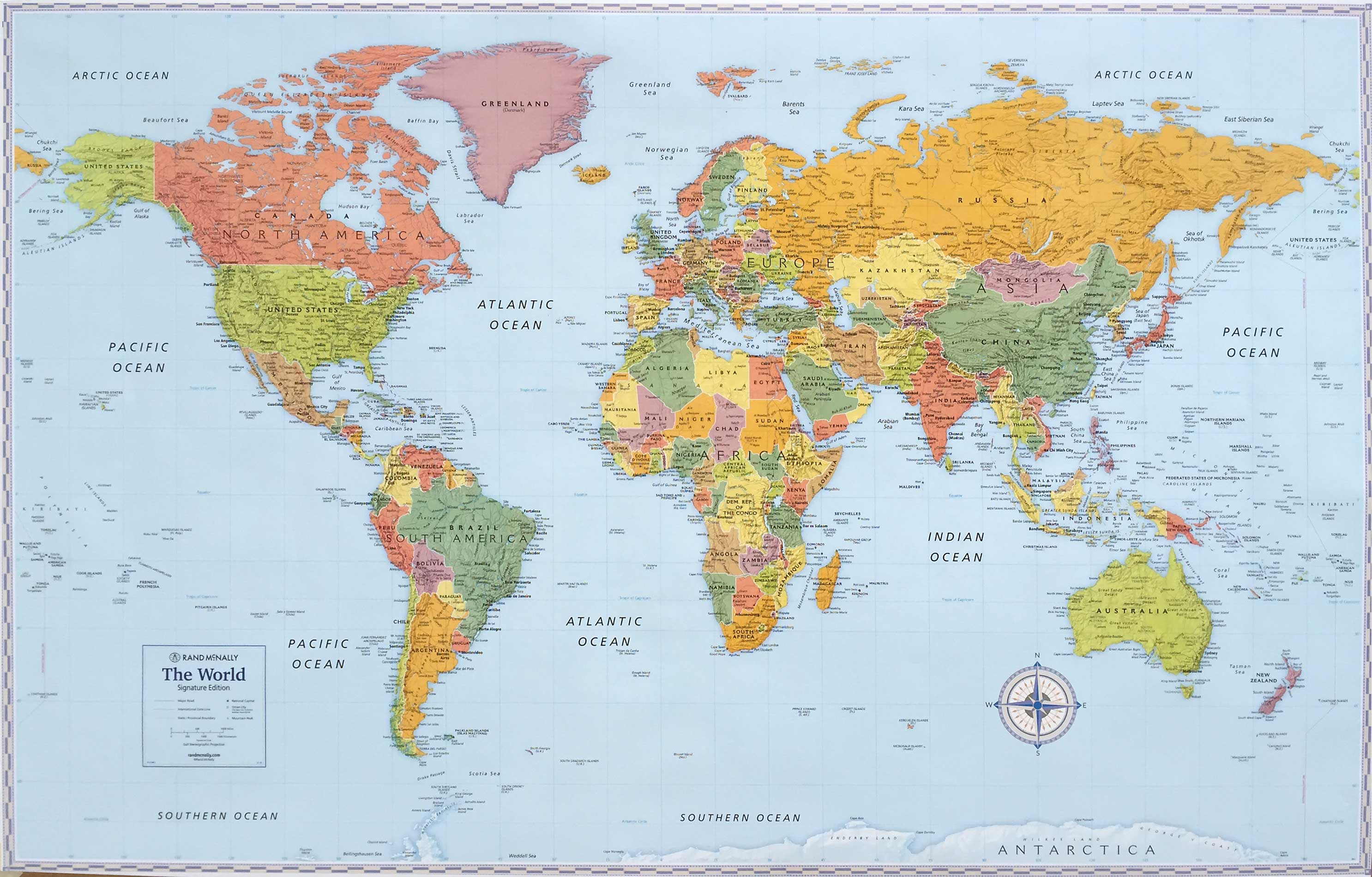 Free Blank Interactive World Map For Children Amp Kids In