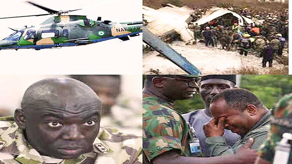 Nigeria Army chief dies in plane crash