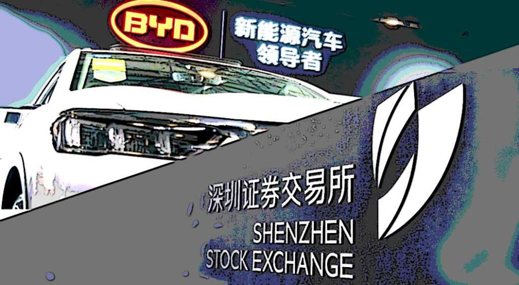 BYD carmaker