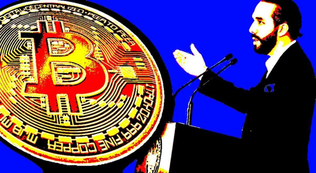 El Salvador President Nayib Bukele bitcoin