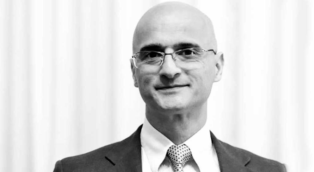 Babylon Health CEO Dr Ali Parsa
