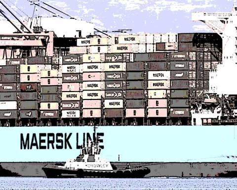 Maersk Shipping
