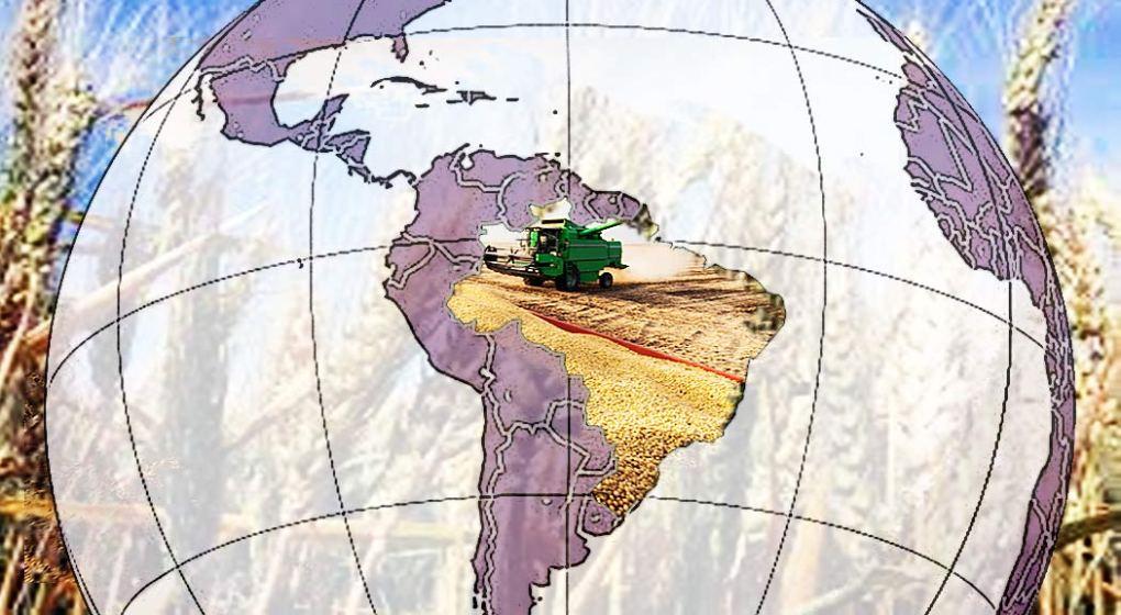 Brazil grain exports