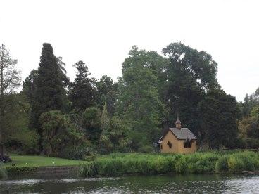 William Tell Rest House - Melbourne Royal Botanical Gardens