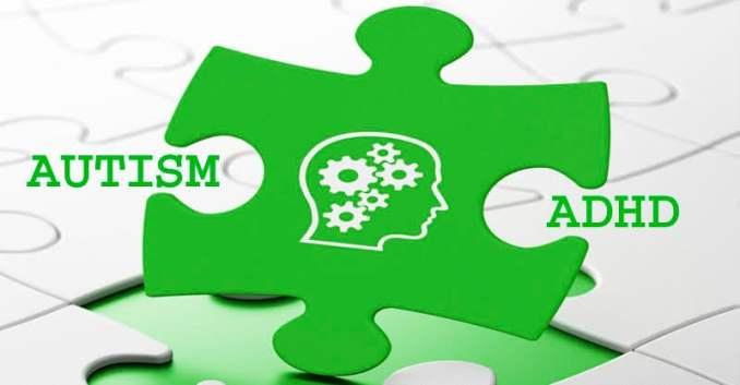 Autism-ADHD Puzzle