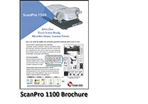 ScanPro 1100 Brochure