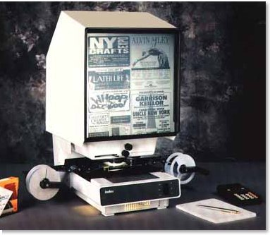 Microfiche Readers That You Can Count On