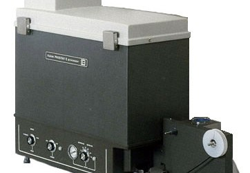 A Kodak Microfilm Processor That is Easy to Operate