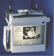A Portable Microfilm Reader For Genealogical Researchers