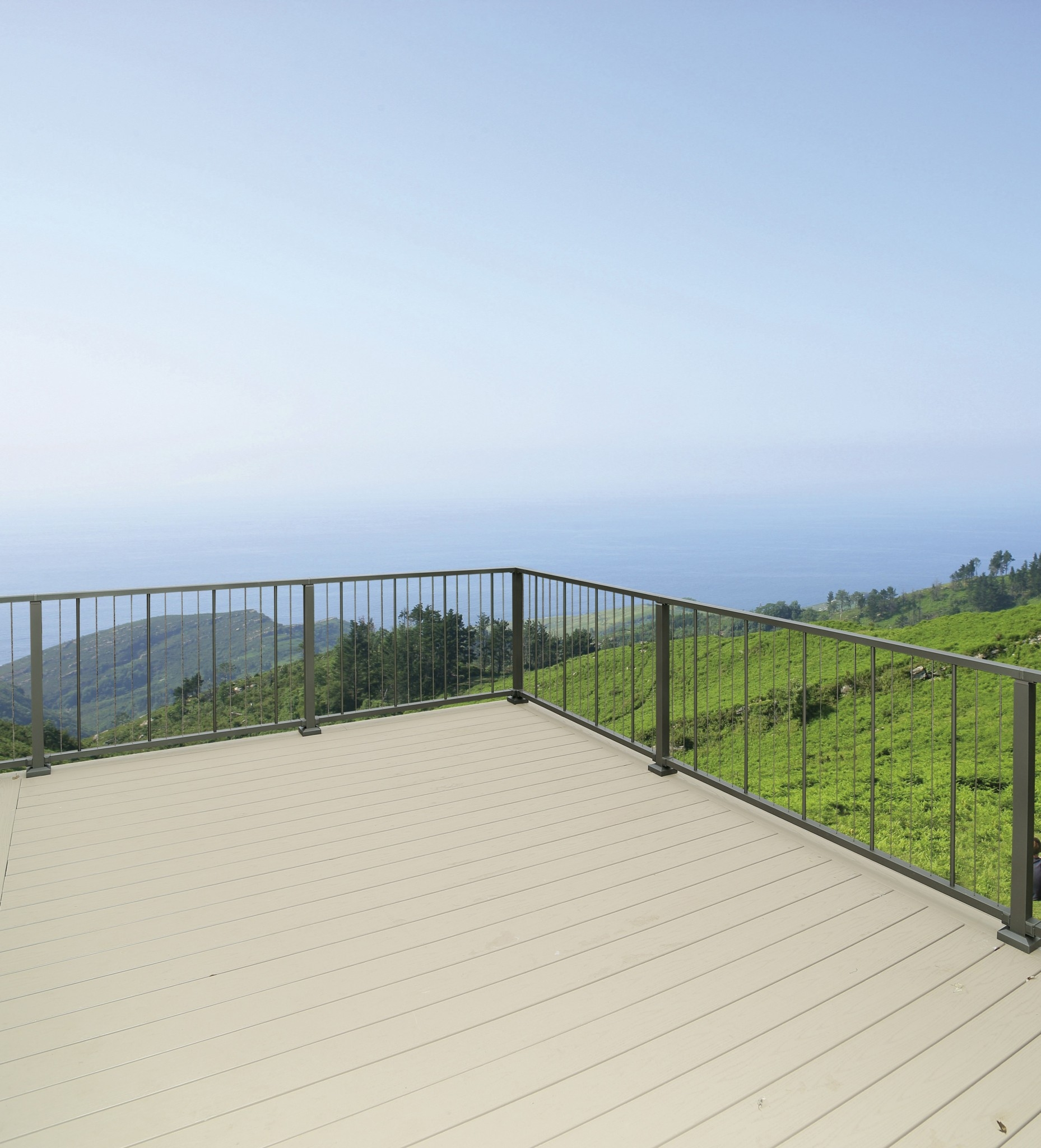 Latest Millwork Products Services Stairs Railings | Crown Heritage Cable Rail