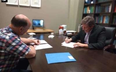World Mission Centre Signs Academic Recognition Agreement with Facultad Internacional de Estudios Teológicos