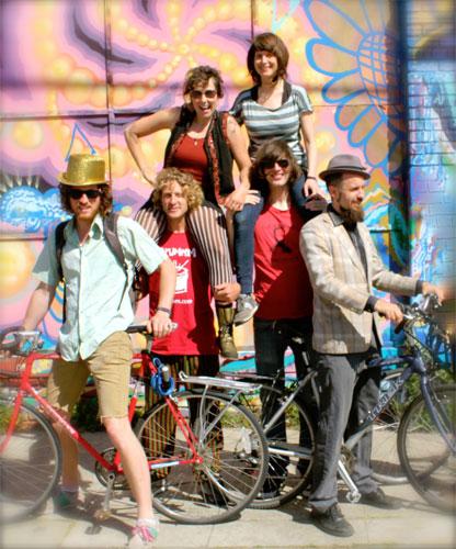 Bicicletas Por La Paz