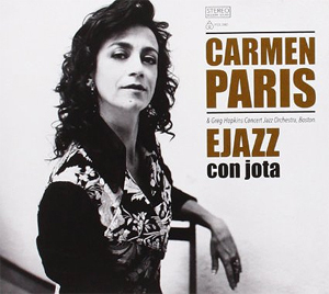 Carmen Paris - Ejazz con Jota