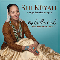 Album of the Year: Shi Keyah Songs For The People by Radmilla Cody