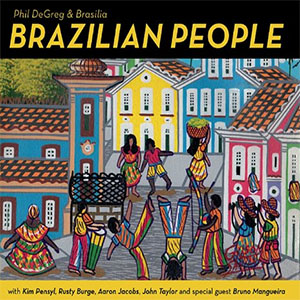 Phil de Greg & Brasilia - Brazilian People
