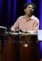 Luisito Quintero - Jamey Haddad Jazz Ensemble
