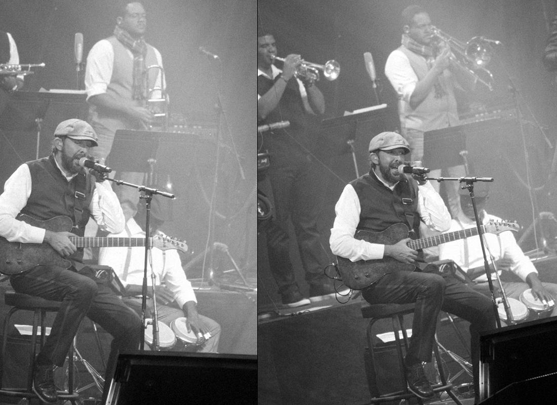 Juan Luis Guerra and 440 in Toronto 03