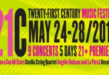 The Royal Conservatory 21C Music Festival 2017