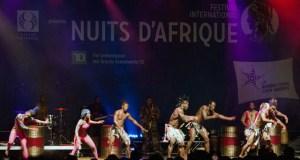 Festival International Nuits d'Afriques - Afrique en Cirque