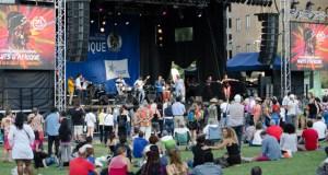 Festival International Nuits d'Afriques - Outdoor Program