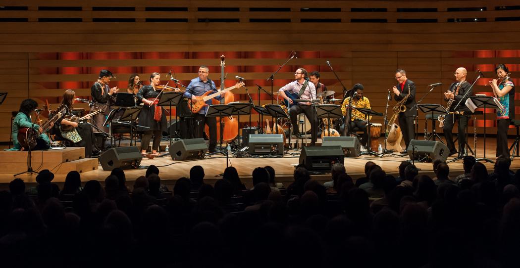 New Canadian Global Music Orchestra - Koerner Hall - Toronto - June 2, 2017 01