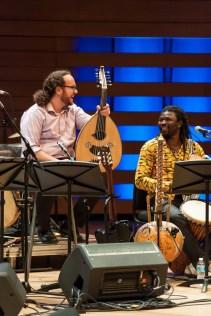 New Canadian Global Music Orchestra - Koerner Hall - Toronto - June 2, 2017 10