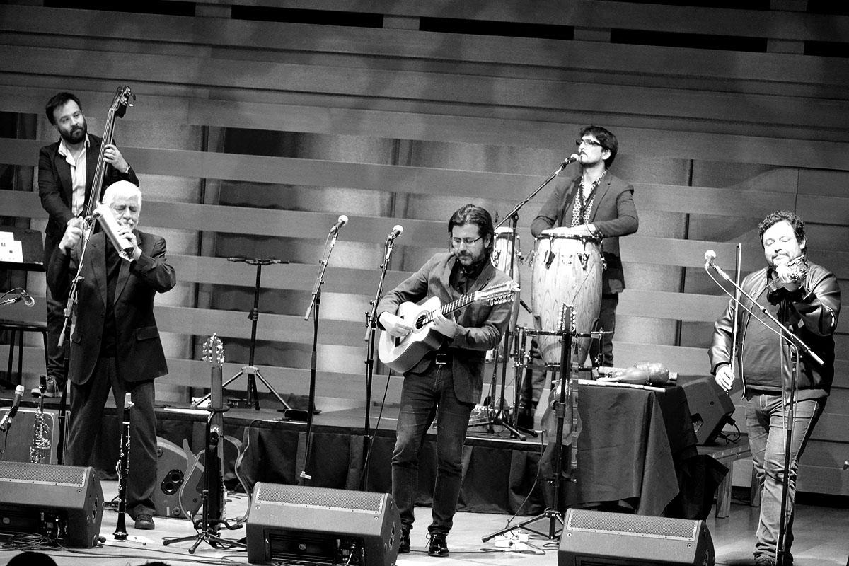 Inti-Illimani In Concert At Koerner Hall, Toronto - Oct 27 2017 04