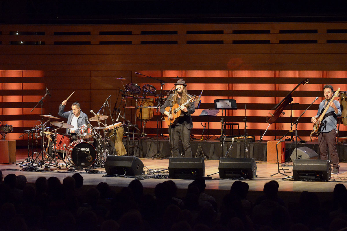 Nano Stern Trio In Concert At Koerner Hall, Toronto - Oct 27 2017 02