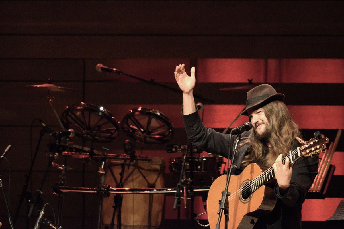 Nano Stern Trio In Concert At Koerner Hall, Toronto - Oct 27 2017 04