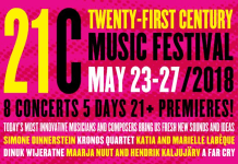 21C Music Festival - The Royal Conservatory Toronto
