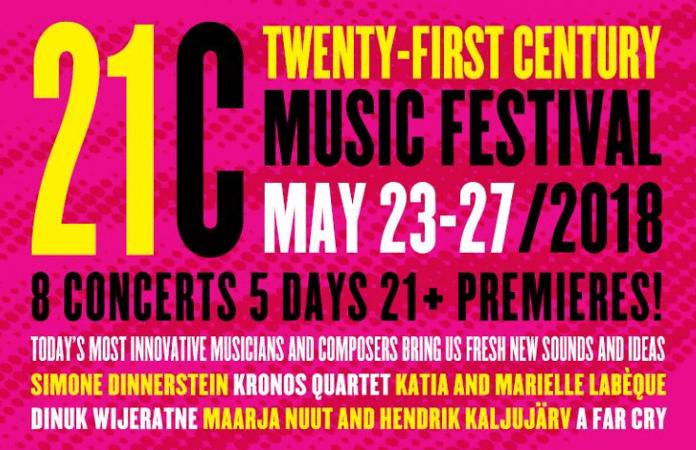 21C Music Festival - The Royal Conservatory Toronto