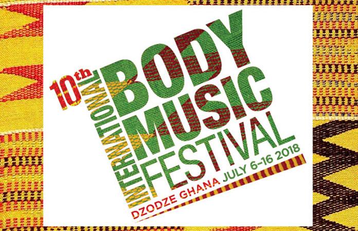 10th International Body Music Festival