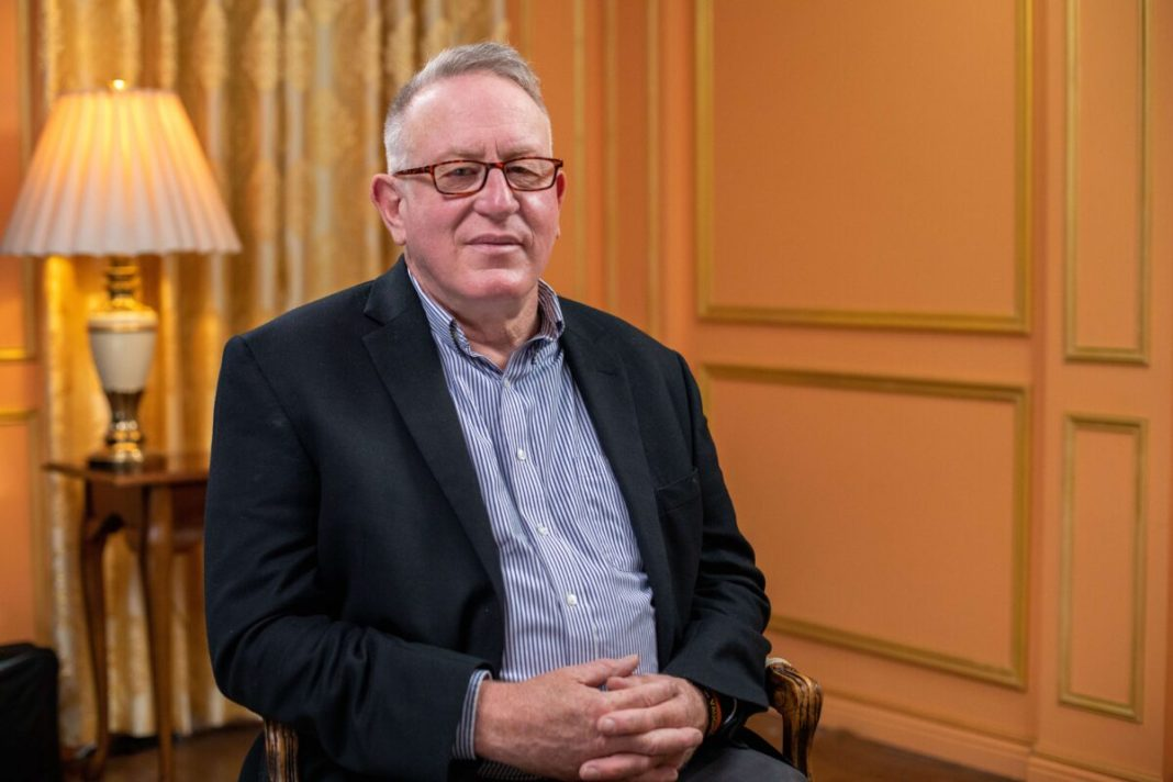 Trevor Loudon: Finish the CCP or we have to fight for survival