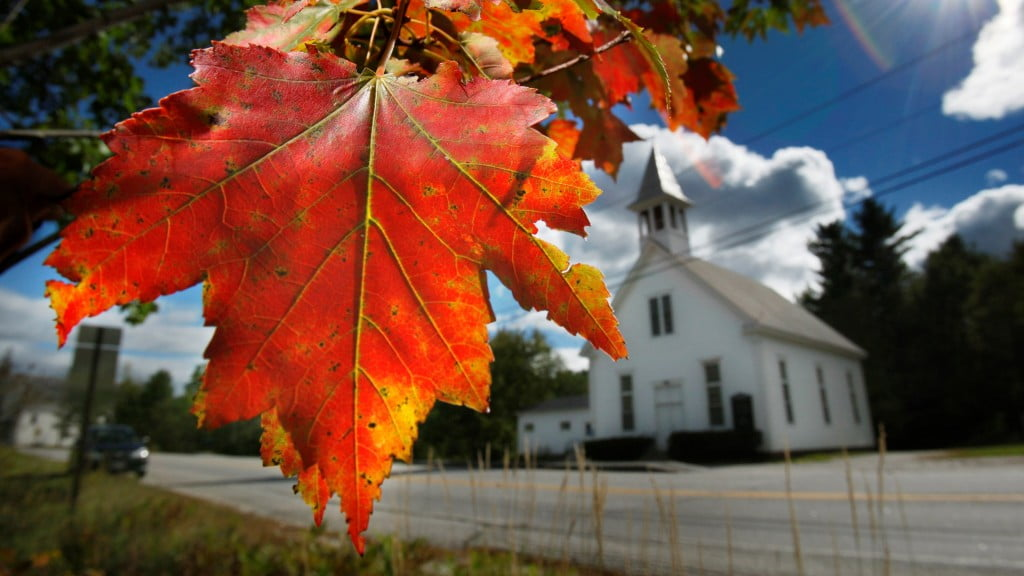 Why climate change is making it harder to chase autumn