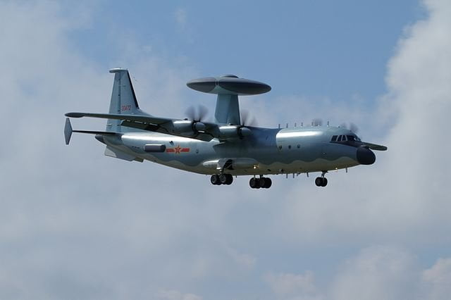 Dozens of Chinese planes enter Taiwan air defense sector, says ministry