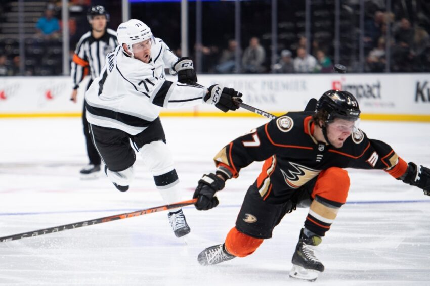 Ducks rookie Mason McTavish makes roster, but will he play in opener?