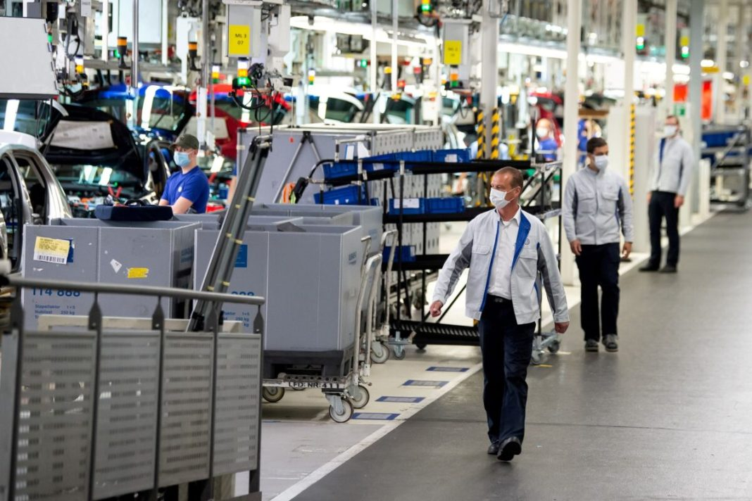 Eurozone factory growth is strong in September but bites the bottlenecks