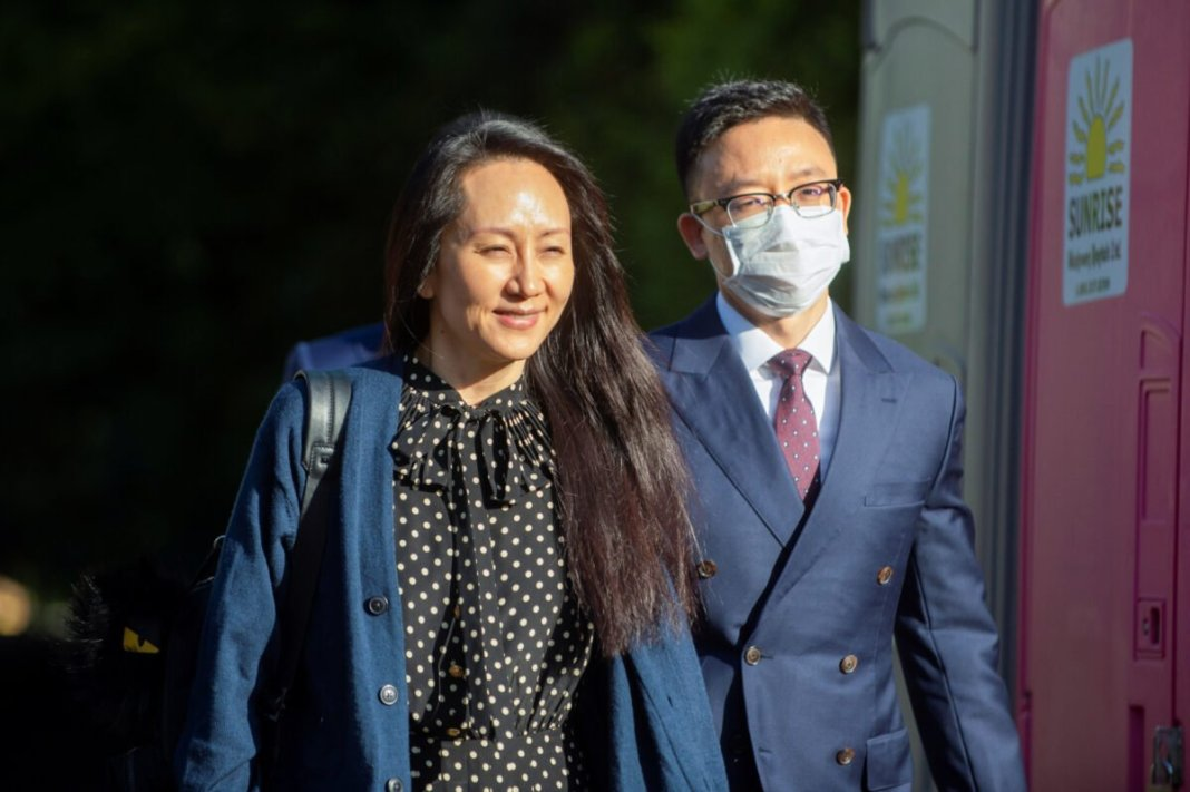 Huawei CFO Meng's plea deal with the United States is the latest gift to China