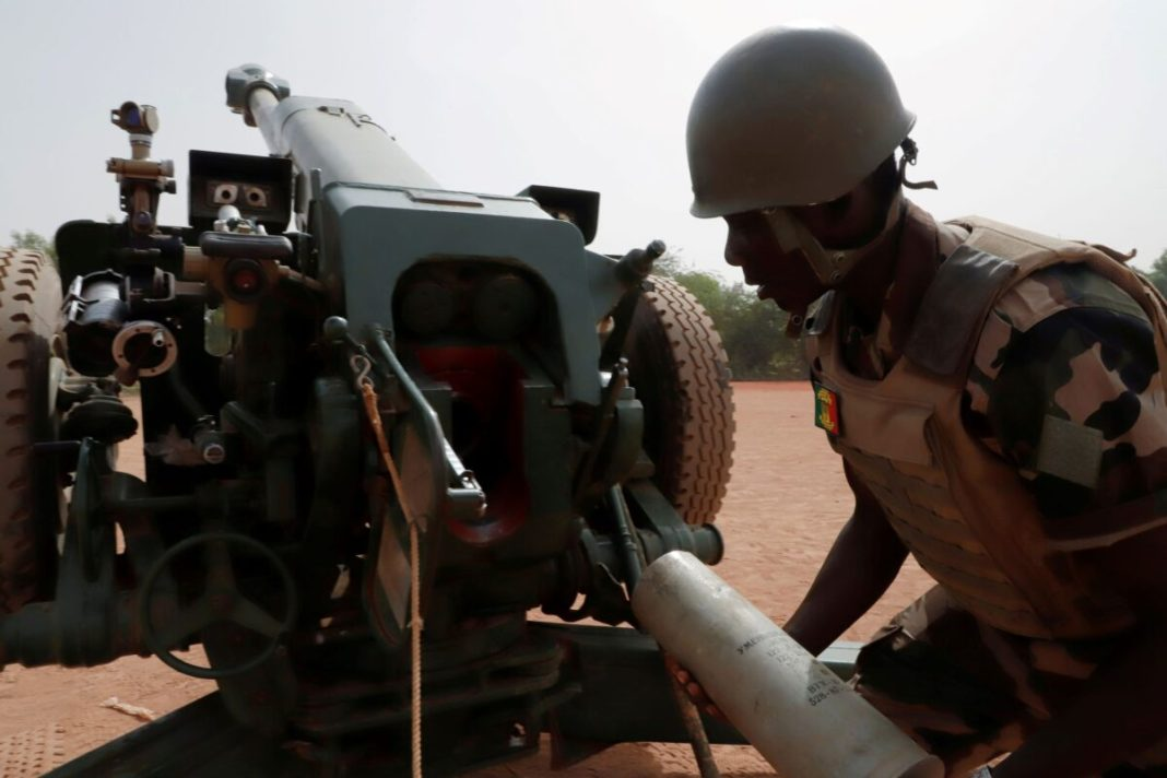 Mali has received four helicopters and weapons from Russia