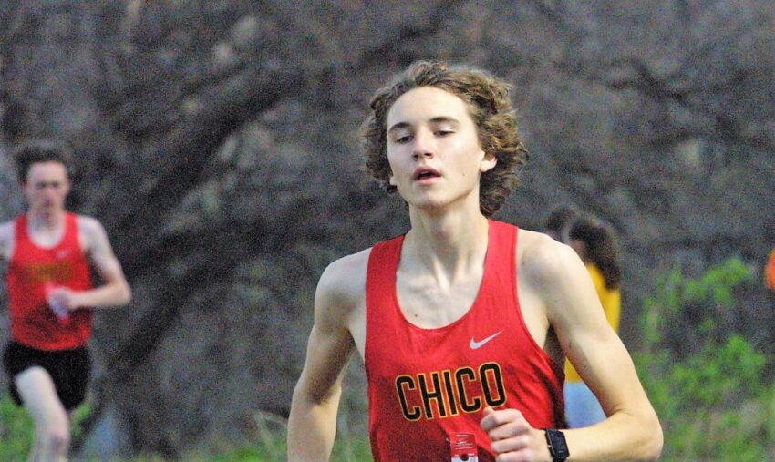 Mario Giannini one of Chico High XC fastest runners ever | Prep Athlete of the Week