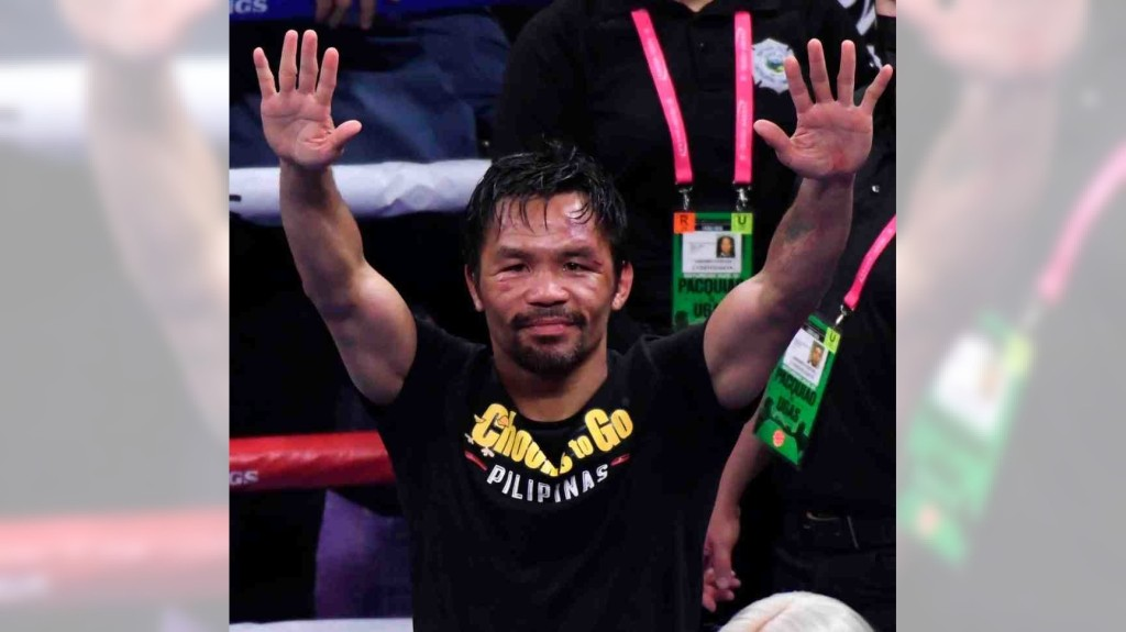 Whicker: Manny Pacquiao leaves boxing with an unmatched rags-to-riches story