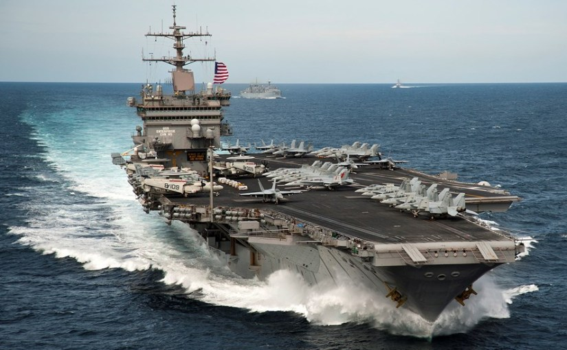 Huntington Ingalls Industries has been awarded for complex overhaul of the CVN 73
