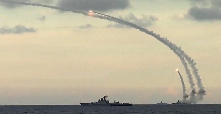 Kalibr Cruise Missile 01
