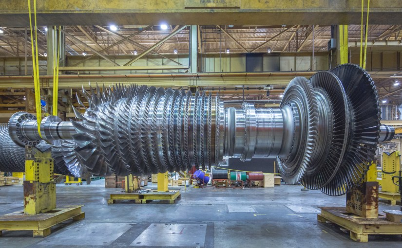 Russia ready to start serial production of marine gas turbine engines