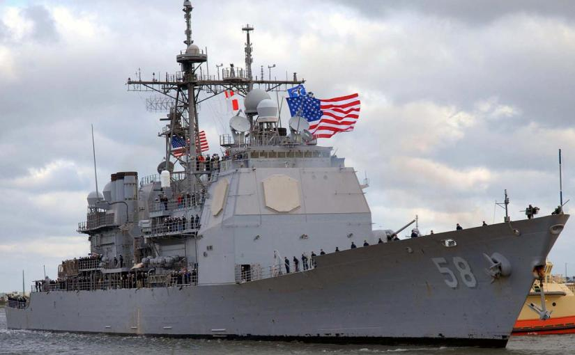U.S. Navy awards BAE Systems contract to modernize USS Philippine Sea